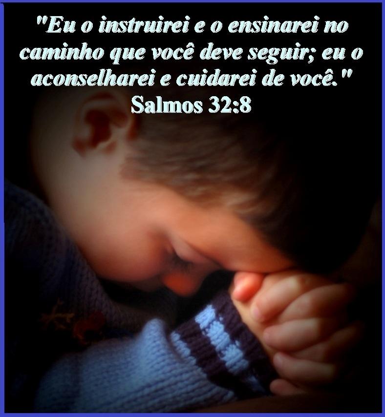 Fabuloso O Hábito de Orar Antes de Decidir – Salmos 32:8 | Mission Venture  QJ04