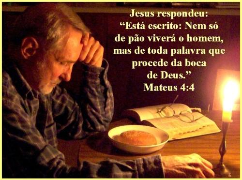Mateus 4 vs 4