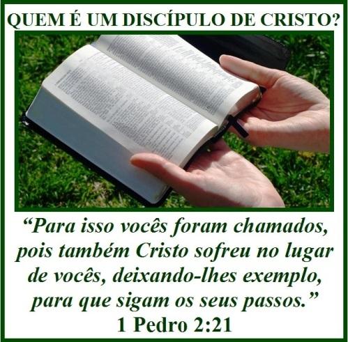 Quem é um disciputo de Cristo