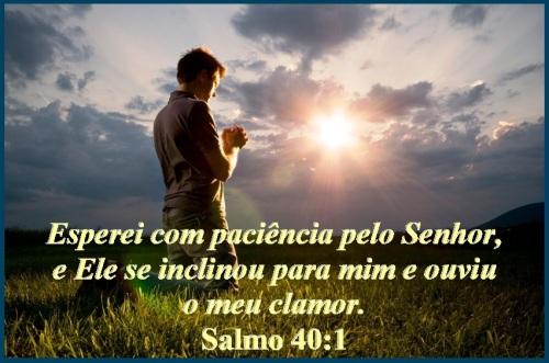 Salmo 40 vs 1 (P)