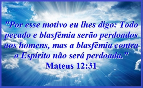 Mateus 12 vs 31