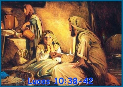 Lucas 10 vs 38-42 (P)