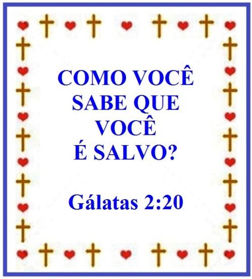 Gálatas 2 vs 20 (P)
