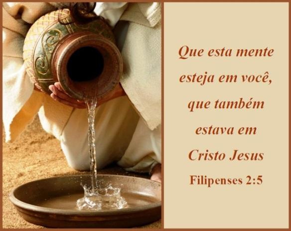 TER A MENTE DE CRISTO – Filipenses 2:5   Mission Venture ...