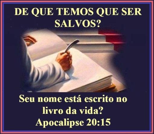 Apocalipse 20 vs 15 (P)